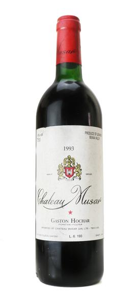 Chateau Musar , 1993